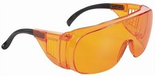 Очки защитные Monoart® Light Orange Glasses 519 (Италия)